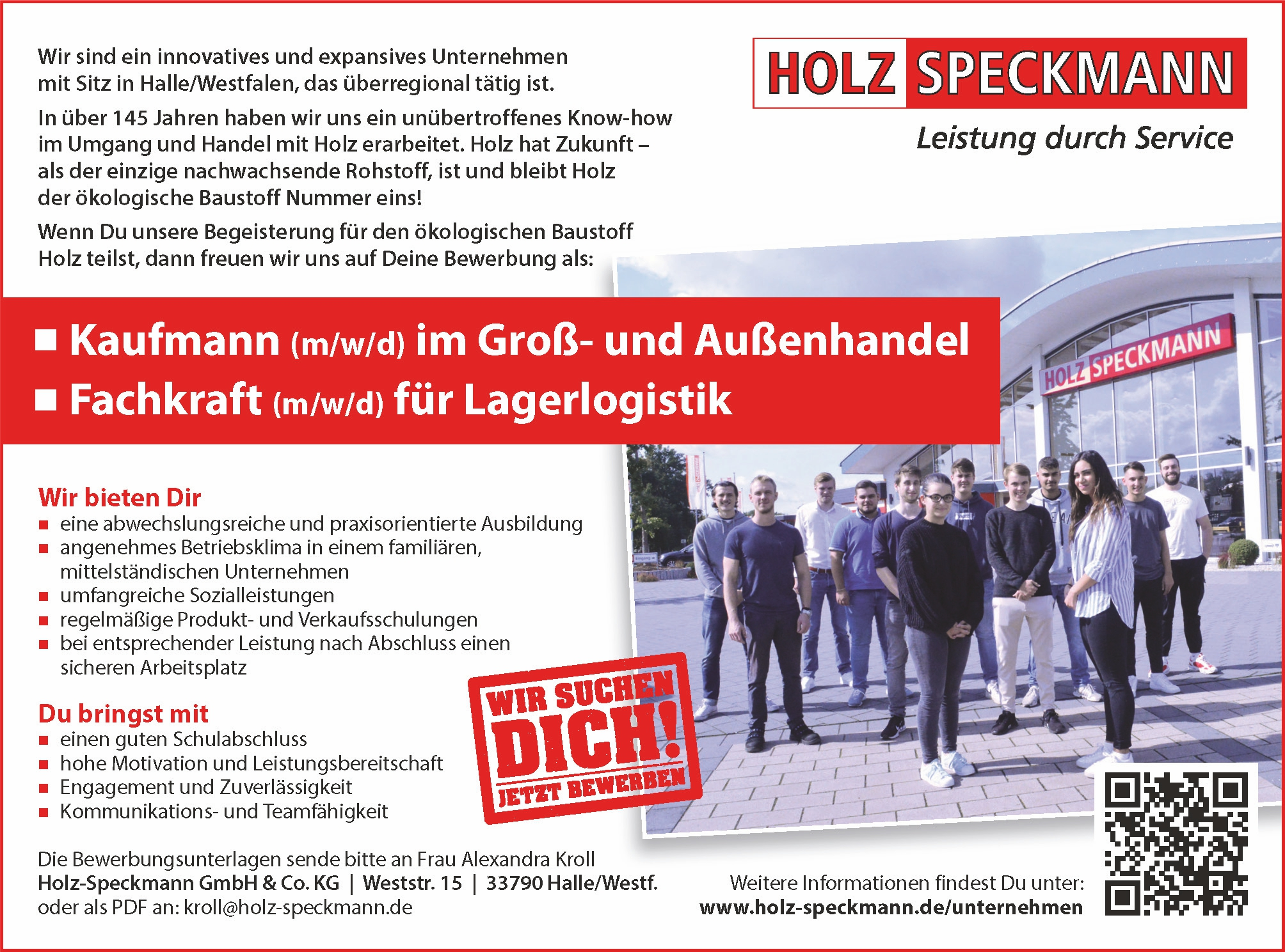 Holz-Speckmann GmbH & Co. KG